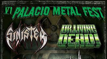 VI Palacio Metal Fest