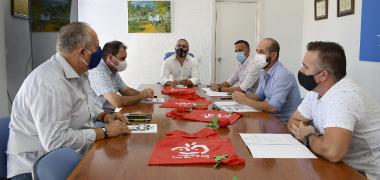 El Tomate de Los Palacios vuelve a batir récord de producción