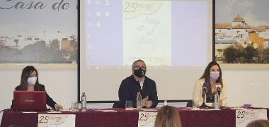 El Ayuntamiento presenta la Guía para un Uso Igualitario del Lenguaje dentro de la programación conmemorativa del Día Internacional contra la Violenci