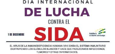 1 de diciembre, Día Internacional de Lucha contra el SIDA