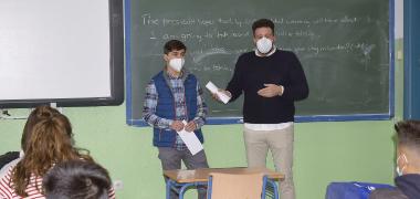 Los Palacios y Villafranca inicia una campaña dirigida a los jóvenes con recomendaciones de conductas responsables ante el Covid-19
