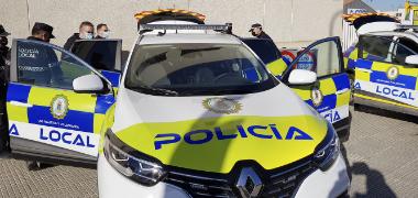 El Consistorio adquiere dos nuevos vehículos para la Policía Local