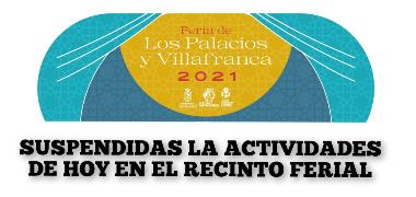 ACTIVADO AVISO NIVEL NARANJA en Los Palacios y Villafranca