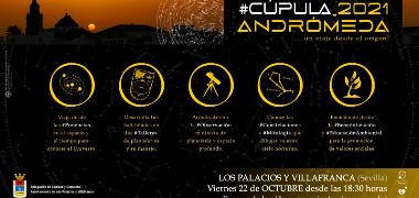 Proyecto Cúpula, Programa Andrómeda observación del cielo