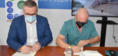 Adjudicado el proyecto para la construcción de la piscina cubierta municipal de Los Palacios y Villafranca
