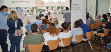 Los Palacios y Villafranca presenta su Feria del Libro 2021 que se celebrará desde este jueves 28 al domingo 31 de octubre en la Plaza de Andalucía