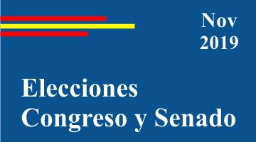 Elecciones al Congreso de los Diputados y al Senado 2019 · Noviembre