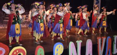 Los Palacios y Villafranca disfrutó de un gran fin de semana de carnaval con la final del Concurso Maestro Cabrero, Pasacalles y Domingo de Coplas