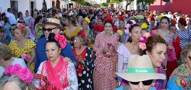 Suspendida la Romería de Los Palacios y Villafranca en honor a San Isidro Labrador y Santa María de la Cabeza