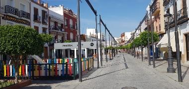 Fallece la primera persona por coronavirus en Los Palacios y Villafranca
