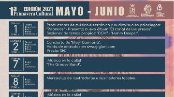1ª Primavera Cultural Mayo/Junio