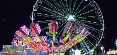 Los Palacios y Villafranca vive con todas las medidas de seguridad una Feria diferente y alternativa pero cargada de buen ambiente